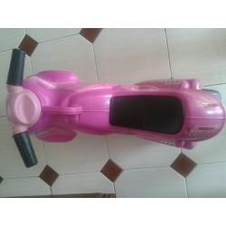 Moto plástico