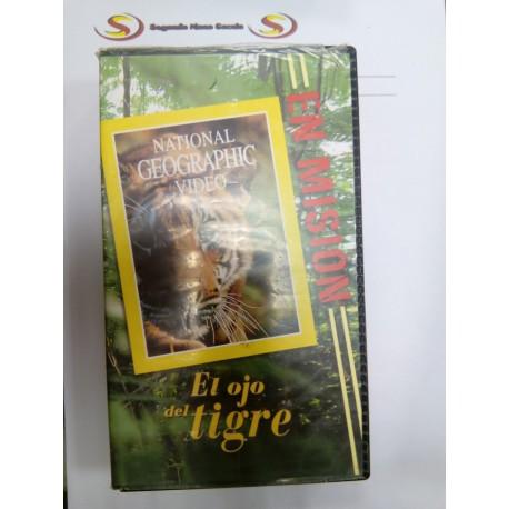 VHS El ojo del tigre.