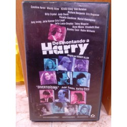 VHS Desmontado a Harry