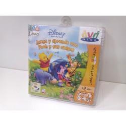 DVD interactivo Pooh