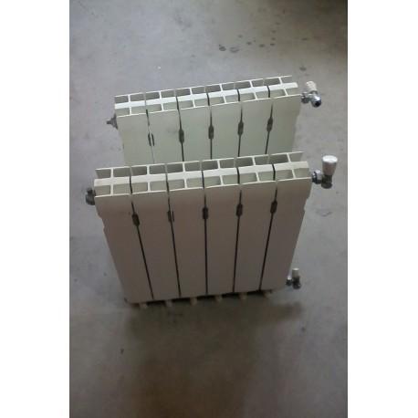 Radiador para calefacción.