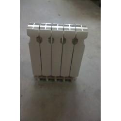 Radiador para calefacción 5 elementos.