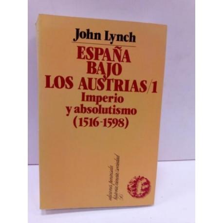 España bajo los Austrias -1