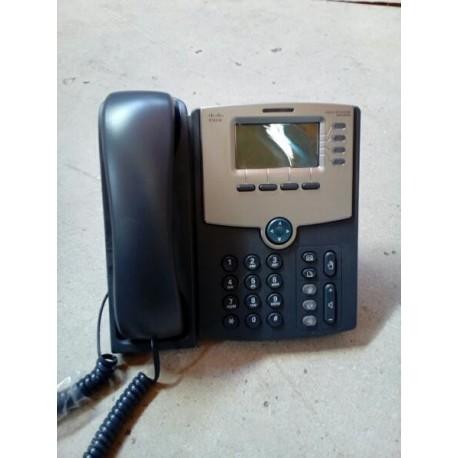 Teléfono Cisco SPA 504G