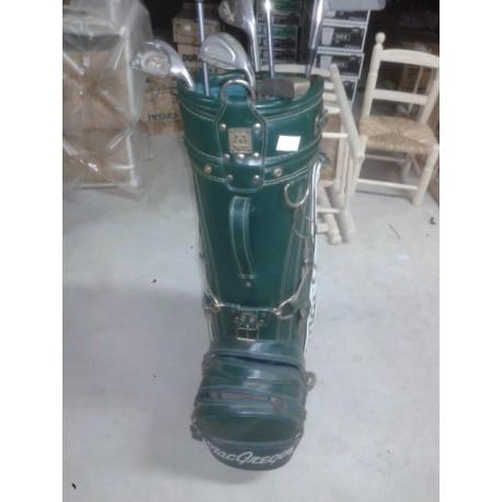 Bolsa + palos golf MacGregor