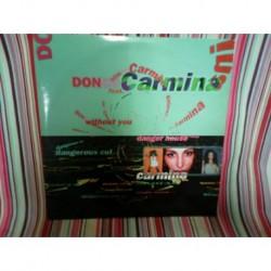 Vinilo Don cu feat Carmina Without you