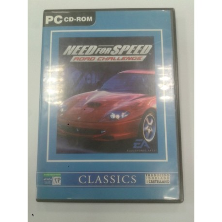 Need for Speed Roar Challenge PC