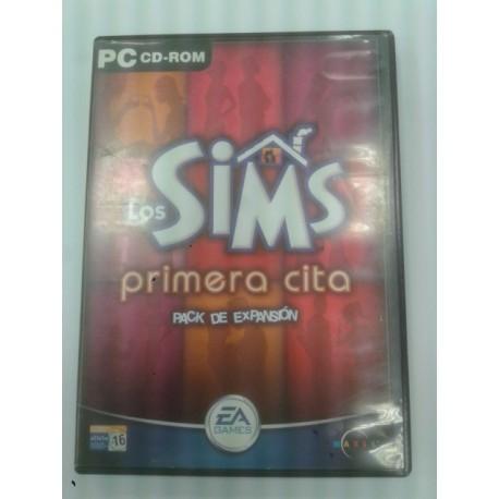 Los Sims Primera cita PC