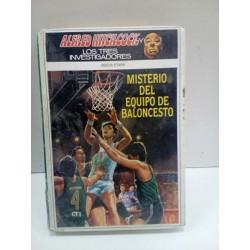 Misterio del equipo de baloncesto