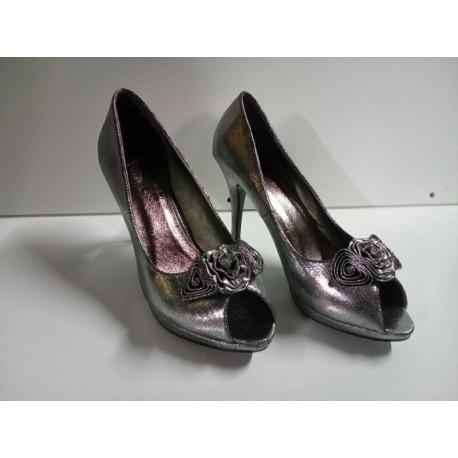 Zapatos fiesta w-10