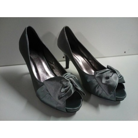 Zapatos M269 plata