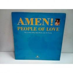 Vinilo Amen! UK People of love
