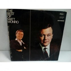 Vinilo The best of Matt Monro