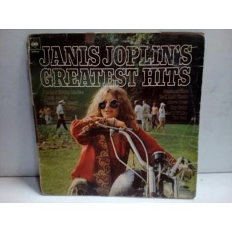 Vinilo Janis Joplin's Greatest Hits