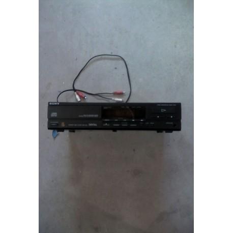 Modulo compact disc Sony CDP-M35