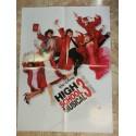 Póster doble: El reino prohibido/High school musical 3