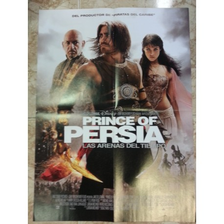 Póster doble: Eclipse/Prince of Persia