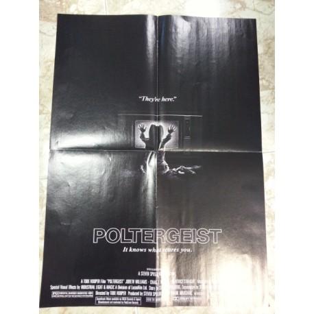Póster doble: Star Trek/Poltergeist