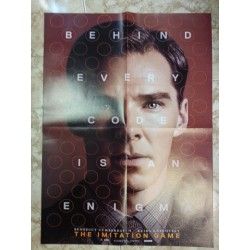 Póster doble: The imitation game/The Flash