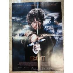Póster doble: Advangers/El Hobbit