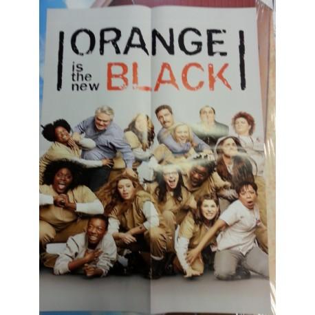 Póster doble: Star wars/Orange is the new black