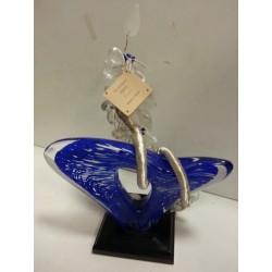 Escultura cristal