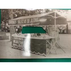 puesto de mercado años 30