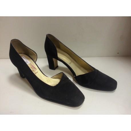 Zapatos señora negros