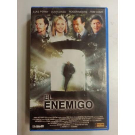VHS El enemigo.