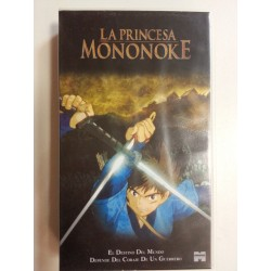 VHS La princesa Mononoke