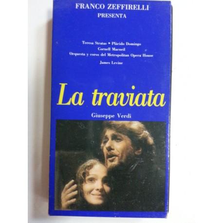 VHS La traviata