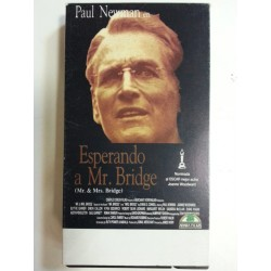 VHS Esperando a Mr. Bridge