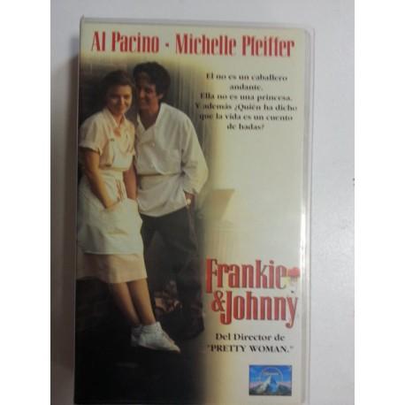 VHS Frankie & Johnny
