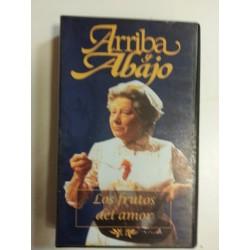 VHS Arriba y Abajo Los frutos del amor