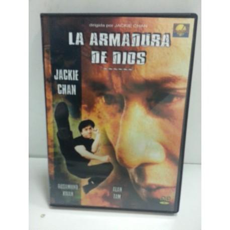 DVD La armadura de Dios