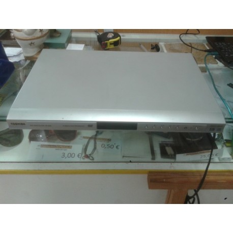 Reproductor DVD Toshiba.