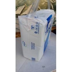 paquete de 40 absorbentes rectangulares