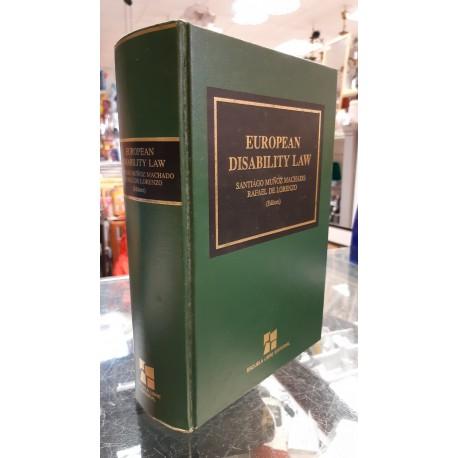 European disability law