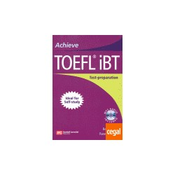 ACHIEVE TOEFL IBT . (2 FULL-LENGTH PRACTICE TEST)