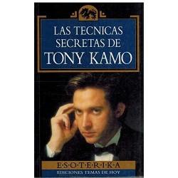 Las técnicas secretas de Tony Kamo