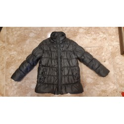Abrigo gris niña