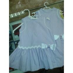 Lote 2 vestidos lilas.