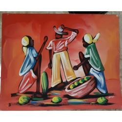 Oleo: Caribeños