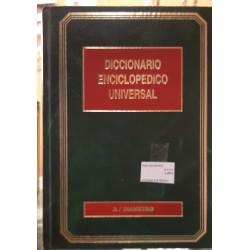 Volumen A-D Diccionario Enciclopédico Universal