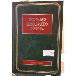 Volumen D-N Diccionario Enciclopédico Universal