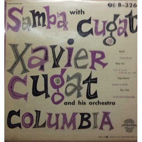 Xavier Cugat And His Orchestra – Samba With Cugat