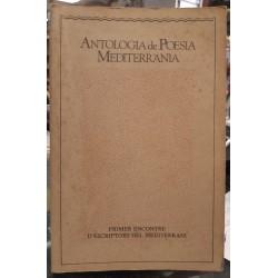 Antologia de poesia Mediterrània