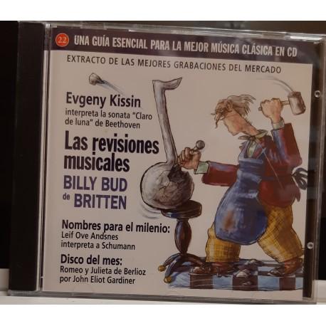 CD Audioclásica número 22