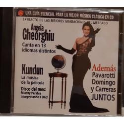 CD Audioclásica número 24