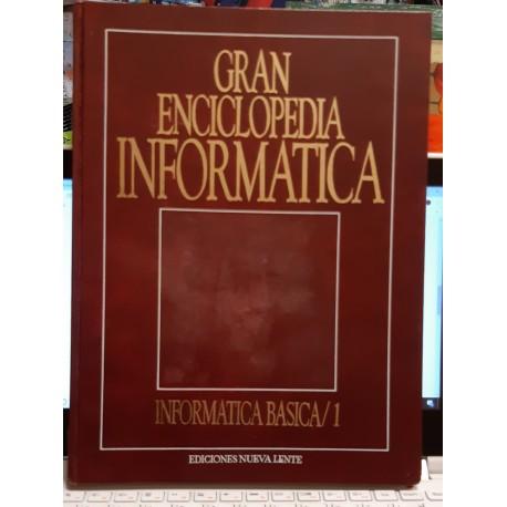 Gran enciclopedia informática. Informática básica/1
